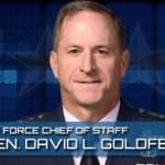 Not Cutting F-35 Buy, But Depot Structure May Change: CSAF Goldfein