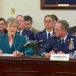 Air Force Leaders Dodge On Trump 'Space Force'; Up To $8B To Reengine B-52