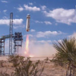 Blue Origin Launches New Shepard Space Capsule on Highest Test Flight Yet