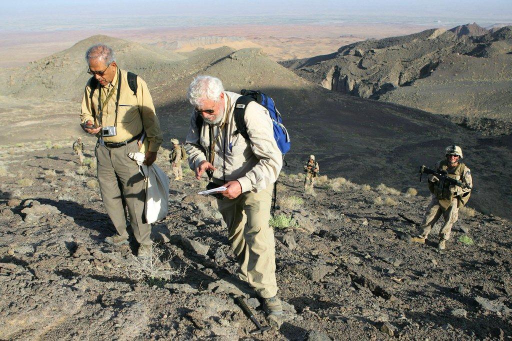 Известные геологи картинки